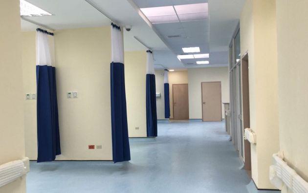 Empresa china construirá un hospital de punta en Chone. Foto: Referencial - SECOB