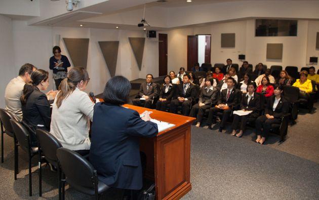 Este grupo se integra a los 38 japoneses que ya se encuentran en el país apoyando en áreas de infraestructura, medio ambiente, educación, salud, deporte y agricultura.