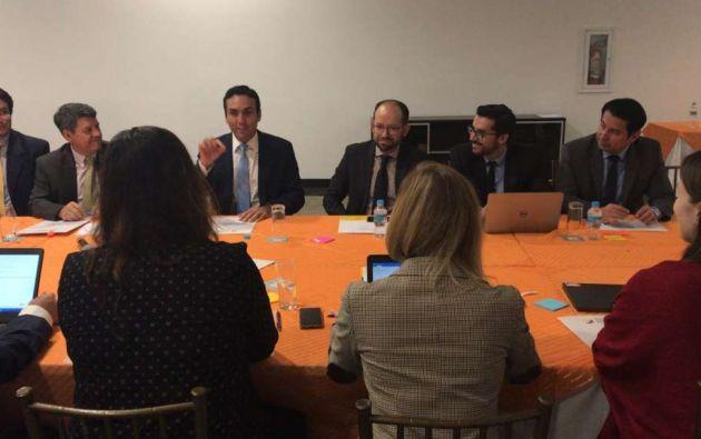 Suscripción de acuerdo comercial dará acceso preferencial a exportaciones ecuatorianas. Foto: Comercio Exterior