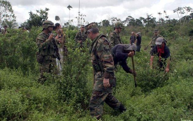 Para mejorar el control en la frontera caliente, el gobierno decidió crear un mando unificado entre Fuerzas Armadas y Policía. Foto: archivo