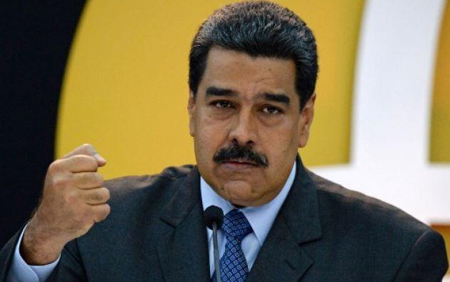 Maduro, compitiendo en solitario, enfrentará los riesgos de una implosión en las filas del chavismo, según el analista Luis Vicente León. Foto: AFP