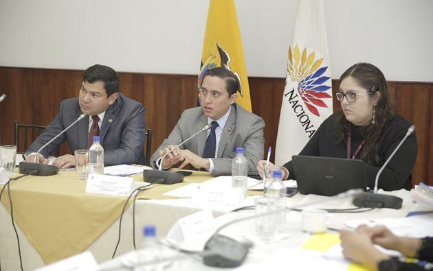 La comisión recibirá a representantes de organizaciones sociales para recibir sus criterios, sobre todo, respecto de los temas en los que no hay consensos. Foto: Asamblea