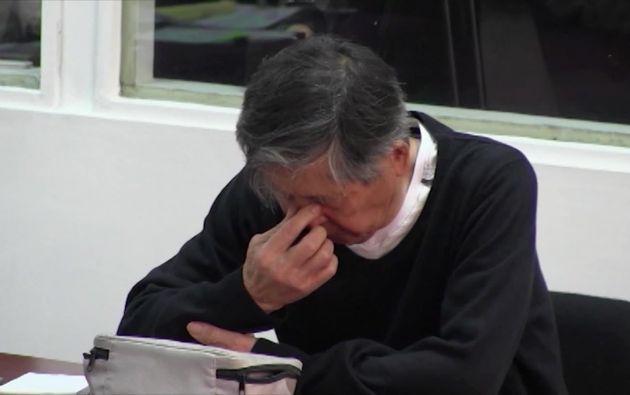 Alberto Fujimori, Alejandro Toledo y Ollanta Humala: la suerte de estos tres expresidentes peruanos debe ser decidida en los próximos días por la justicia. Foto:Archivo