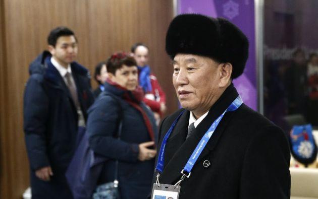 """Corea del Norte dijo estar """"dispuesta"""" a dialogar con Estados Unidos, según su delegación en los Juegos Olímpicos de Invierno de Pyeongchang.  Foto: AFP"""