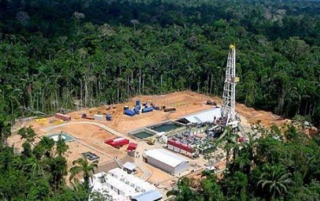 El Ministerio de Hidrocarburos, señaló hoy que el Campo Tambococha, que forma parte del Bloque 43-ITT, sumará más de 35 mil barriles a la producción petrolera del país. Foto: Archivo - Vistazo
