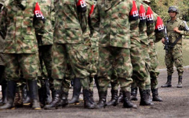 El Gobierno colombiano y el ELN comenzaron en febrero de 2017 negociaciones de paz en Quito, que actualmente están suspendidas. Foto: archivo