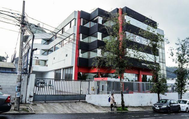 En febrero de este año, Michelena denunció una posible defraudación tributaria de los anteriores representantes de Gamavisión. Foto: Andes
