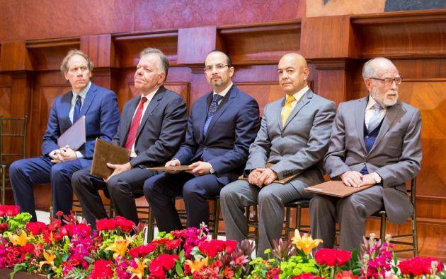 El Consejo evaluará el desempeño de las autoridades designadas por el Consejo de Participación Ciudadana en el plazo máximo de seis meses desde su integración. Foto: Asamblea