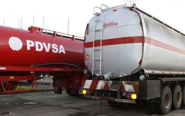 Según los últimos datos de PDVSA, la producción venezolana experimenta su peor derrumbe en 30 años. Foto: Internet