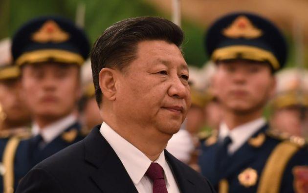 Esta polémica revisión genera comparaciones con el fundador del régimen, Mao Tse Tung, hombre fuerte de China desde 1949 hasta su muerte en 1976. Foto: AFP