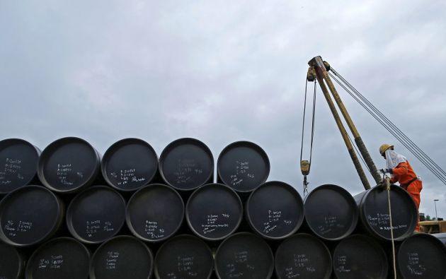 Ecuador extrae unos 530.000 barriles de crudo diarios, la mayor parte de ellos destinada a la exportación. Foto: archivo