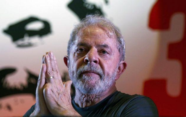 """El exlíder sindical admitió que piensa """"todos los días"""" en la posibilidad de ir a la cárcel. Foto: AFP"""