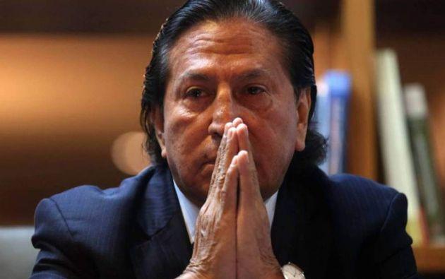 Toledo (2001-2006) es acusado de haber supuestamente recibido un soborno de 20 millones de dólares de Odebrecht. Foto: La Prensa