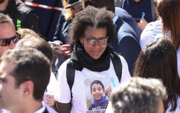 Ana Julia Quezada declara por segundo día ante el juez que lleva el caso. Foto :lavanguardia.com