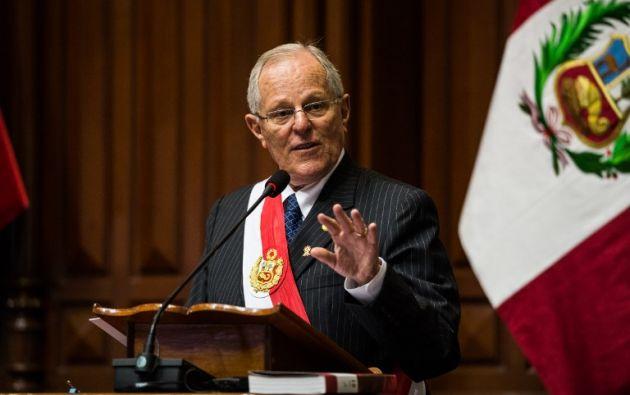 """Son nueve puntos los que abordará con el presidente la denominada """"Comisión Lava Jato. Foto: AFP"""