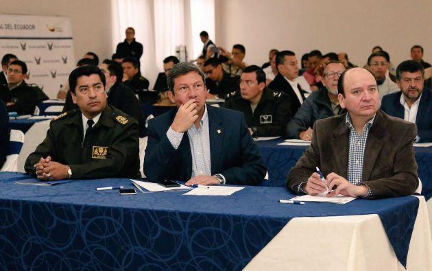 El acuerdo pretende establecer un protocolo de procedimiento entre ambas instituciones. Foto: Fiscalía