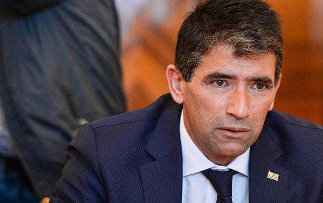 Sendic, que como vicepresidente presidía la Asamblea General del Parlamento, dejó su cargo el 9 de setiembre. Foto: archivo