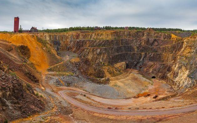 El cobre es uno de los minerales con mayor demanda en el mundo, y es utilizado por varias industrias. Foto: Fotolia