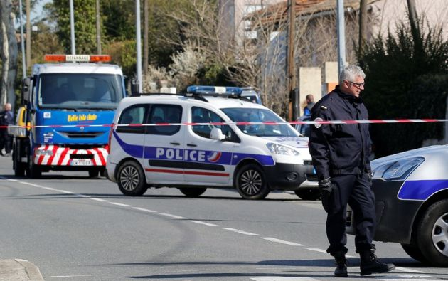 El atacante dijo actuar en nombre del grupo Estado Islámico, según la fiscalía. Foto: Reuters