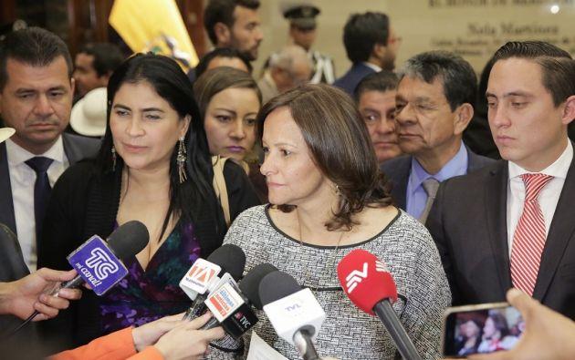 En el caso del CAL, Cabezas acotó que se analizarán temas puntuales, como la representación. Foto: Asamblea