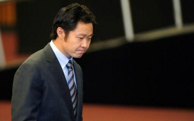 Congresista asegura que Kenji Fujimori atestiguará contra su hermana Keiko. Foto: AFP- Archivo