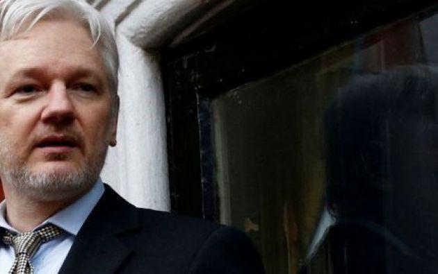 Assange criticó por Twitter la decisión del Gobierno británico de expulsar a diplomáticos de Moscú. Foto: archivo