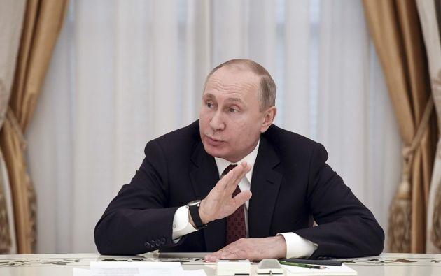 """Rusia no se parará aquí, ya que adelantó que adoptará medidas """"simétricas"""" en relación con los casi treinta países. Foto: Reuters"""
