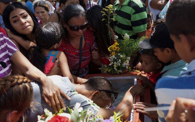 66 reclusos y dos mujeres que visitaban el lugar murieron a causa de la conflagración. Foto: Reuters