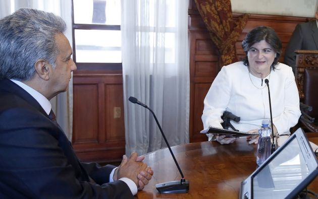 """El presidente ha descartado que el programa incluya un ''paquetazo"""". Foto: Presidencia"""