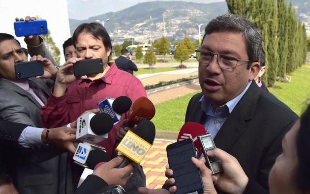 El Gobierno pidió un uso responsable de la información para que no entorpezca los esfuerzos de mediación. Foto: AFP