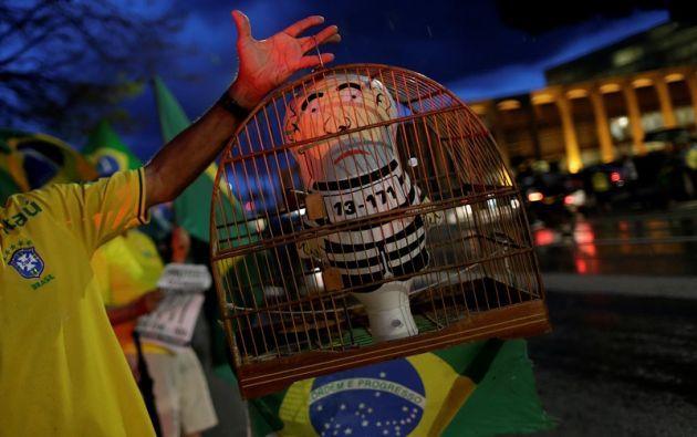 Lula, de 72 años, fue condenado en enero por un tribunal de apelación a 12 años y un mes de cárcel. Foto: Reuters