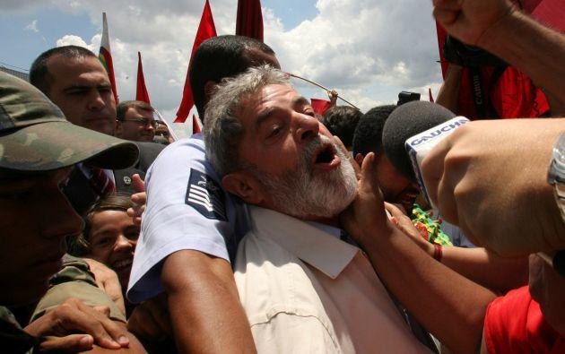 El ex jefe de Estado fue condenado en 2017 por Moro a nueve años de cárcel por corrupción pasiva y lavado de dinero. Foto: Reuters