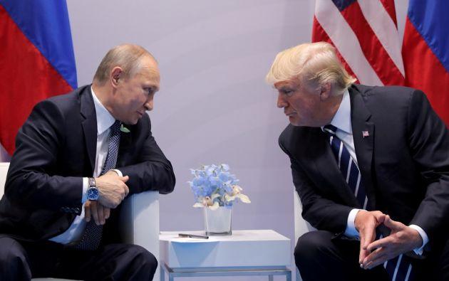 """Estados Unidos toma estas medidas en respuesta a una serie de """"actitudes vergonzosas"""" del gobierno ruso. Foto: Reuters"""