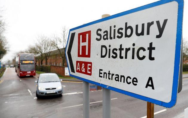 Los Skripal fueron hallados inconscientes el 4 de marzo en un banco público de la ciudad de Salisbury. Foto: Reuters