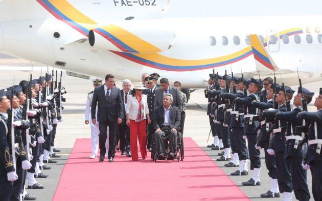 El mandatario intervendrá el 14 de abril en la plenaria de la VIII Cumbre. Foto: Presidencia