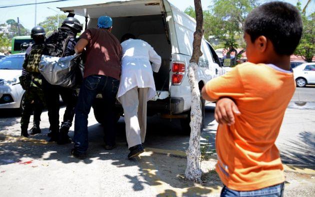 Los crímenes contra políticos locales se han multiplicado en México. Foto referencial: AFP