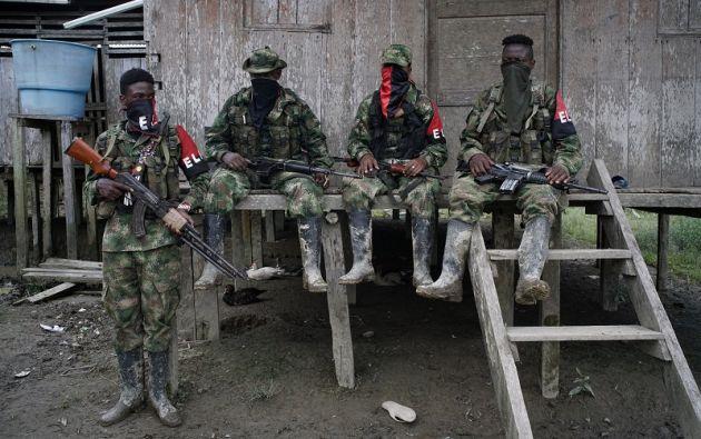 La guerrilla del Ejército de Liberación Nacional asesinó a dos soldados en el departamento de Arauca. Foto: Reuters