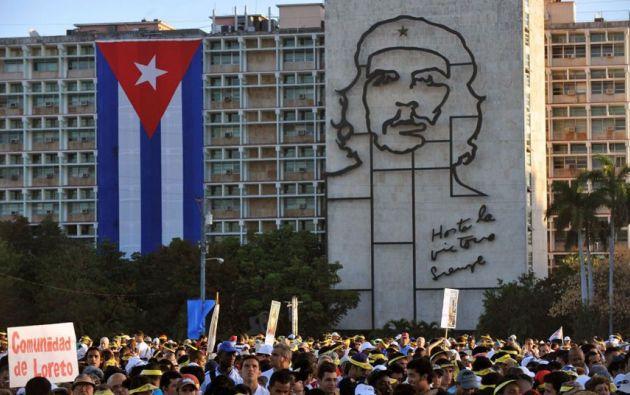 Cuba y su capital acogieron por casi cuatro años las negociaciones de paz entre Colombia y las FARC. Foto: archivo AFP