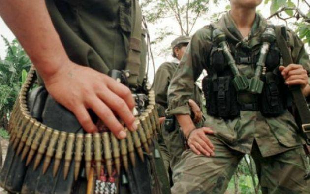 Colombia vive un conflicto armado que en medio siglo ha enfrentado a guerrillas, paramilitares, agentes estatales y narcotraficantes. Foto: archivo AFP