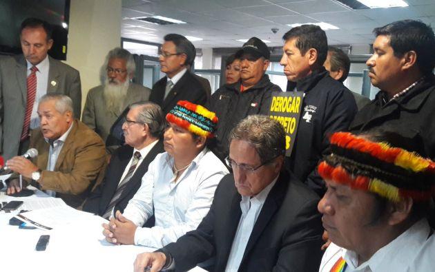 Anunciaron que el miércoles realizarán a una marcha contra la corrupción. Foto: @corapesatelital