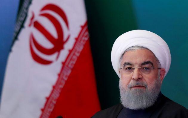 El presidente iraní, Hasan Rohani, ha apostado por una política de apertura hacia Occidente para poner fin a décadas de tensiones. Foto: Reuters