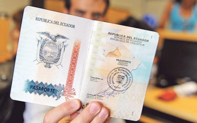 Ecuador espera una reforma a la legislación europea que permita a los ecuatorianos ingresar sin visa a 26 países. Foto: archivo