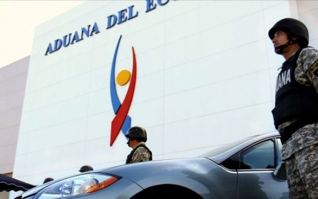 La Aduana del Ecuador realizará una subasta de productos el 19 de mayo.