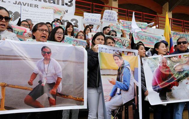La ministra Espinosa detalló que los familiares solicitaron que la comisión internacional que investigue el caso tenga el auspicio de la CIDH. Foto: archivo