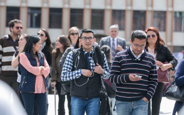 El proyecto busca brindar mayores oportunidades para el acceso a la educación superior. Foto: Asamblea