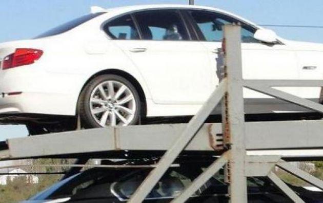 Podrán ingresar al país modelos de vehículos que correspondan a los últimos 5 años. Foto: archivo