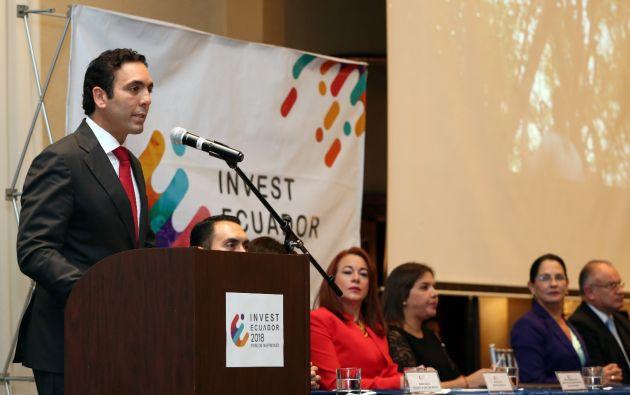 El ministro de Comercio Exterior anunció que existe también el compromiso de más de 4.000 MM de dólares en inversiones. Foto: archivo