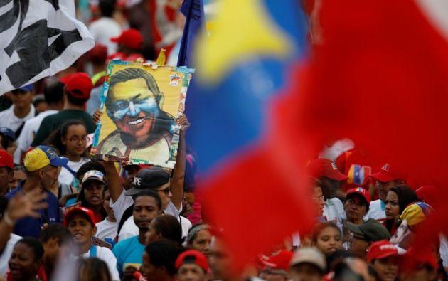 Un total de 20,5 millones de los 30,6 millones de venezolanos están habilitados para elegir al mandatario por un periodo de seis años. Foto: Reuters