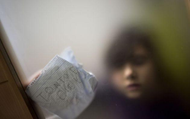 Una carta de los alumnos del 8-B que integra el expediente del caso revela detalles de la agresión que derivó en la muerte de Brithany. Foto: Save the children