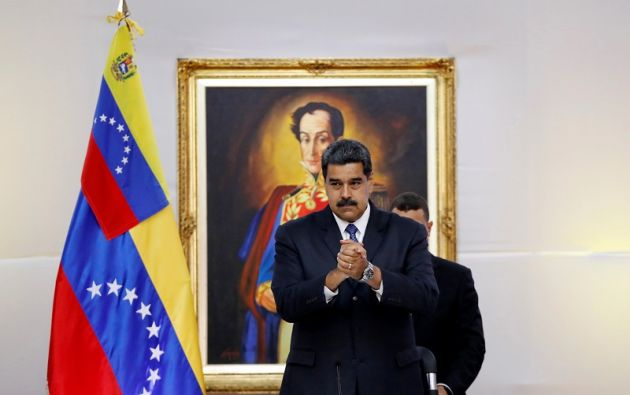 """Una vez más el régimen estadounidense de turno intente sabotear los comicios mediante el uso de medidas ilegales de coerción"""", indicó la Cancillería venezolana. Foto: Reuters"""